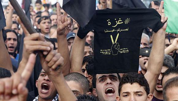 Siete niños murieron por bombardeo en parque de refugiados. (Reuters)