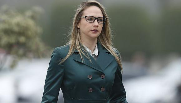 Tribunal constitucional ordenó a club privado aceptar a Luciana León como socia. (Piko Tamashiro)