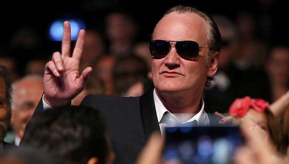 Quentin Tarantino señaló que quiere realizar una miniserie con material extra de 'Django Unchained'. (Reuters)