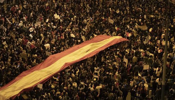 Junín: reportan nuevos casos de COVID-19 luego de la movilizaciones en la Marcha Nacional (Foto referencial GEC).