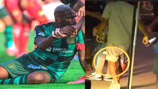 Jefferson Farfán salió con molestias tras el partido contra Sport Huancayo