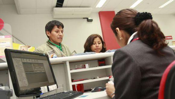 Crece en 15.6% los ahorros en Cajas Municipales. (Manuel Melgar)