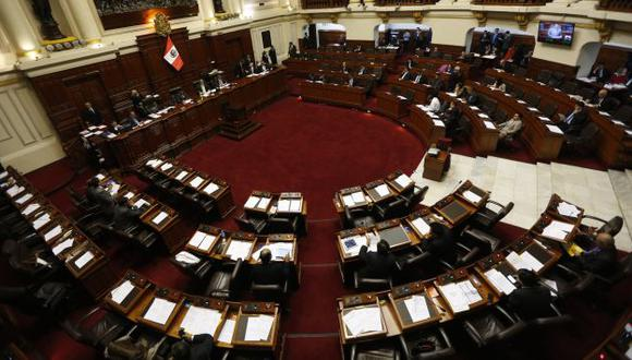 Al descubierto. Congreso aprobó controvertida norma con votos de Gana Perú y Fuerza Popular. (César Fajardo)
