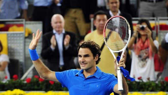 Federer se impuso con categoría a su rival. (AP)