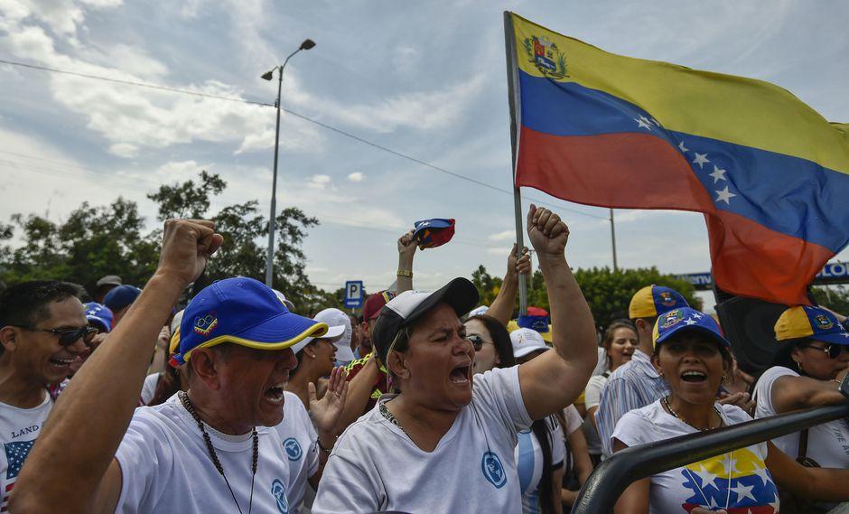 Sigue las noticias de Venezuela HOY 18 de febrero del 2019. El país de Nicolás Maduro y Juan Guaidó vive momentos de tensión política.