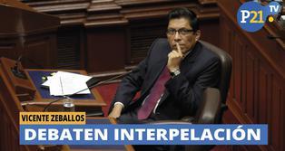 Debaten interpelación a ministro de Justicia