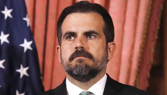 En la carta, Rosselló anuncia que su renuncia será efectiva el 2 de agosto a las 05:00 horas. (Foto: EFE)
