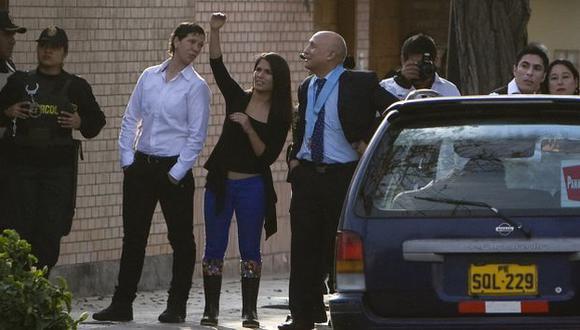 EN ESPERA. La Fiscalía ha solicitado cadena perpetua para Eva Bracamonte y Liliana Castro. (Rafael Cornejo)