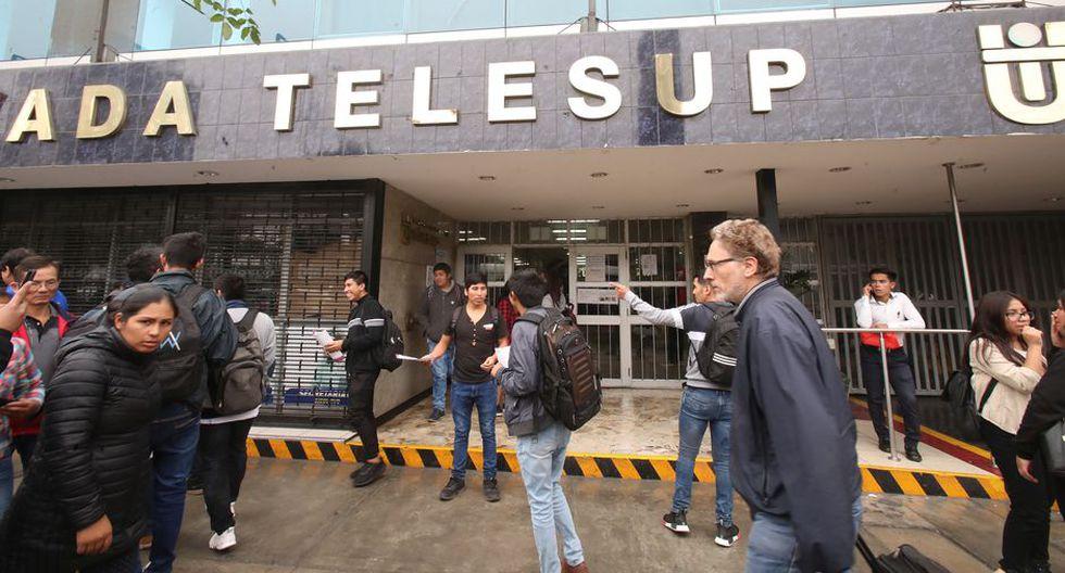 El letrado manifestó que la universidad a la que representa denunciará penalmente a Martín Benavides por difamación agravada.  (Foto: GEC)