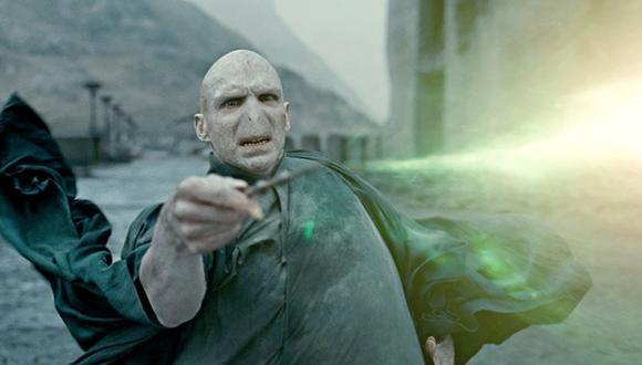 Lord Voldemort mató a muchas personas con tan de cumplir sus más oscuros objetivos  (Foto: Warner Bros.)