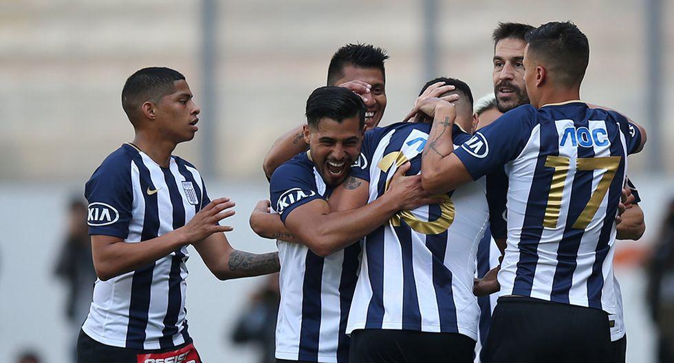 Alianza Lima arrancará la Liga 1 con cinco partidos consecutivos en Lima. (Foto: GEC)