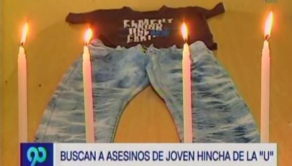Joven de 25 años fue acuchillado por hinchas de Alianza Lima (Captura)