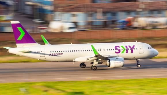 Los interesados podrán adquirir desde ya los tickets aéreos,y los precios por lanzamiento costarán desde S/67 o US$20 (Lima- Juliaca) y S/84 o US$25 (Lima- Puerto Maldonado). (Sky Airlaines)