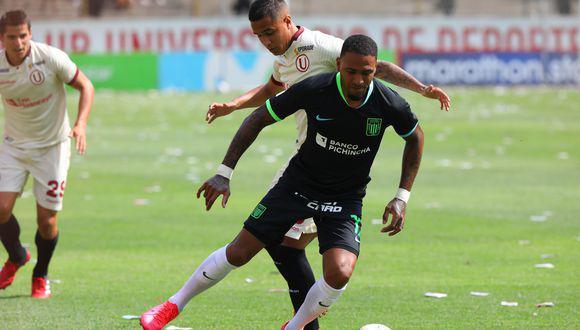 Alexi Gómez llegó a Alianza Lima en la temporada 2020 (Foto: GEC)