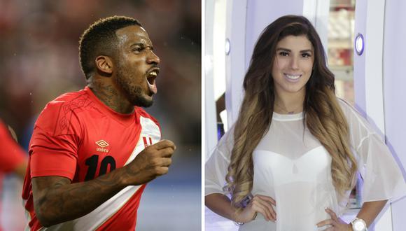 El futbolista y la salsera mantienen su vínculo. (Composición)