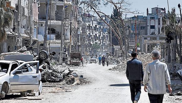 Siria: Las investigaciones de la OPAQ en Duma se iniciarán hoy.