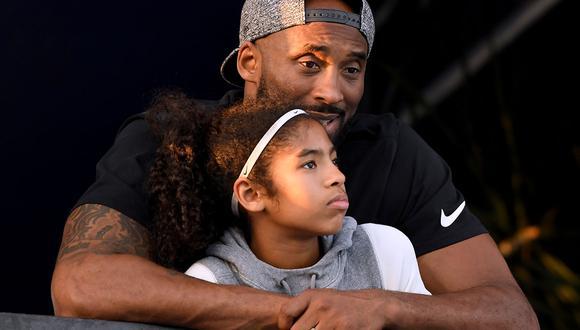 Kobe Bryant murió la mañana del domingo 26 de enero luego que el helicóptero en el que se trasladaba se precipitara en Los Angeles, Estados Unidos (Foto: AFP)