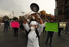 Los restaurantes mexicanos claman que se encuentran al límite  [FOTOS]