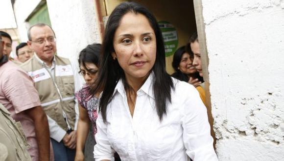 También pidieron a la primera dama que deje de acompañar a los ministros. (USI)