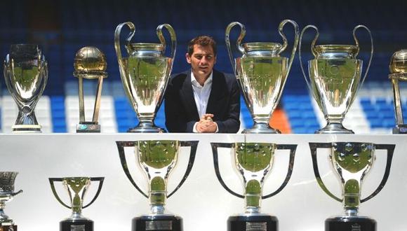 Iker Casillas jugó hasta 2015 en Real Madrid y se retiró con la casaquilla de Porto. (Foto: @realmadrid)