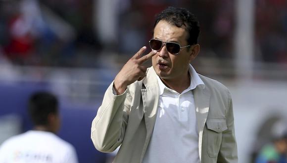 Juan Reynoso fue asistente técnico en el club Cruz Azul en la temporada 2013 y posteriormente asumió la dirección del Cruz Azul Hidalgo. (GETTY IMAGES)