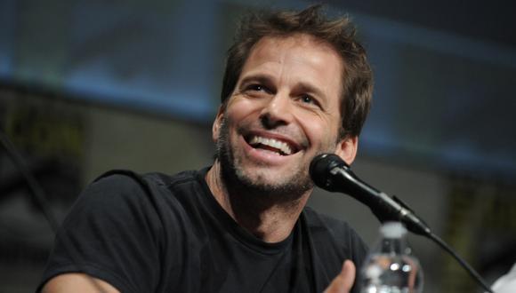 Zack Snyder dirigirá 'La Liga de la Justicia'. (Internet)