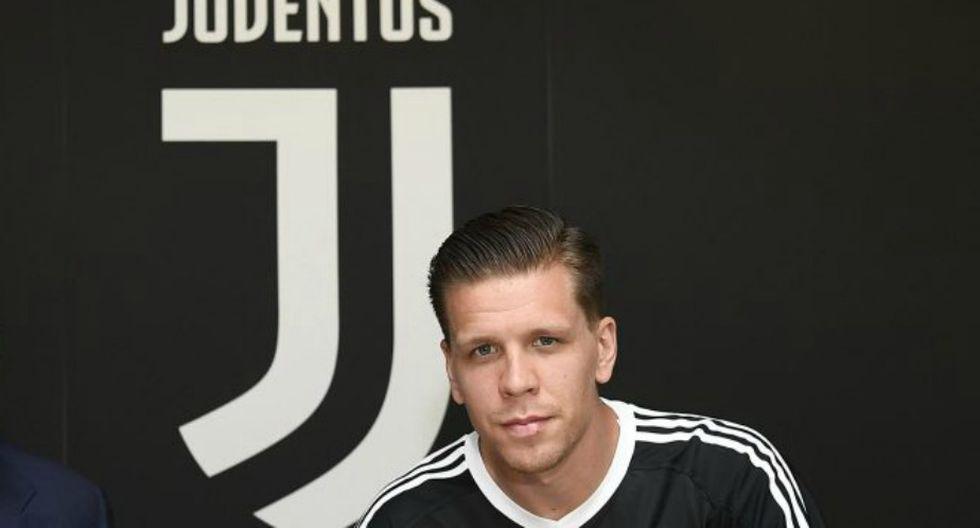 Wojciech Szczęsny tapará por la 'Vieja Señora'. (Juventus)