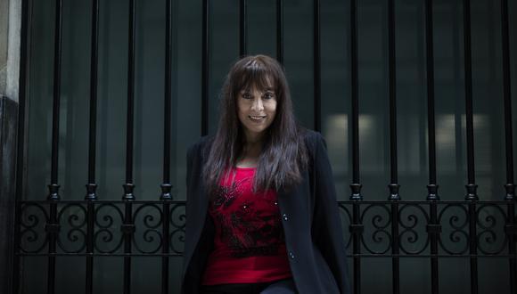 Amparo Brambilla, actriz. (Foto: Renzo Salazar)