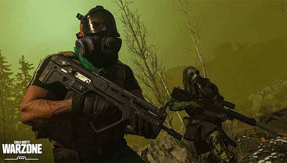 El nuevo 'Call of Duty: Warzone' presentará dos modos de juego y no tendrá costo alguno. (Call of dutty)