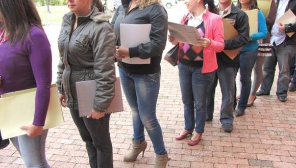 Hay una posición menos favorable para las mujeres en el mercado laboral. (Difusión)