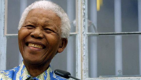Nelson Mandela dejó una herencia de US$4,1 millones. (AFP)