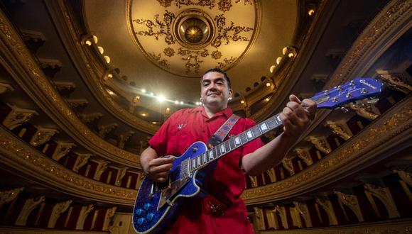 Mauricio Mesones ofrecerá concierto virtual desde el Teatro Municipal de Lima