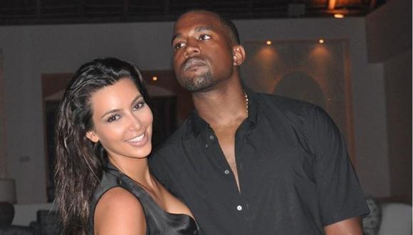 Kim Kardashian revela qué pasará con Kanye West en su reality show. (Foto: @kimkardashian)