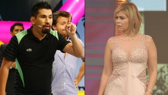 Actor dice que entrevista de Gisela a Viviana Rivasplata despertó morbo. (USI)
