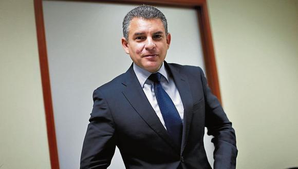 Señaló que el ejecutivo brasileño está dispuesto a responder todas las preguntas de los fiscales. Agregó que no lo blindan. (GeraldoCaso/Perú21)