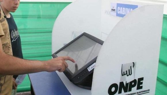 En nuestro país, el voto electrónico ya es una realidad. (USI)