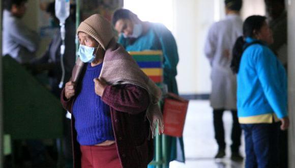 Gripe H3N2 apareció en Lambayeque. (USI)
