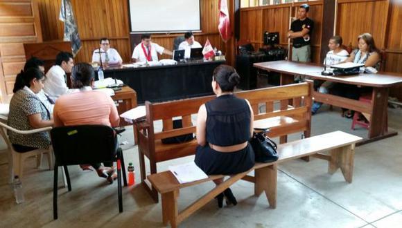 Alex Fernando Vela Pérez, el sujeto que violó a niña de 3 años en Yurimaguas (Loreto) fue condenado a cadena perpetua. (Difusión)