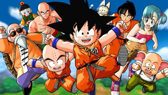 Dragon Ball ha reemplazado en la programación de Panamericana Televisión a 'Mil disculpas' de Carlos Cacho. (Internet)