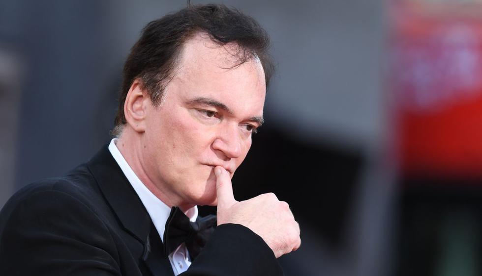 En Spotify, Quentin Tarantino creó una lista con los mejores temas de sus películas. (Foto: AFP)
