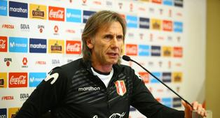 Ricardo Gareca ofrece lista de convocados para choques de eliminatorias