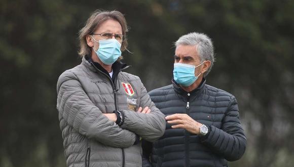 Ricardo Gareca tiene previsto arribar en Lima este viernes. (Foto: EFE)