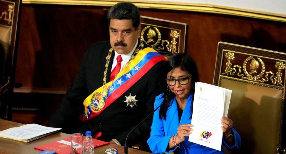 Maduro estará al frente de Venezuela hasta el 2025. (Reuters)