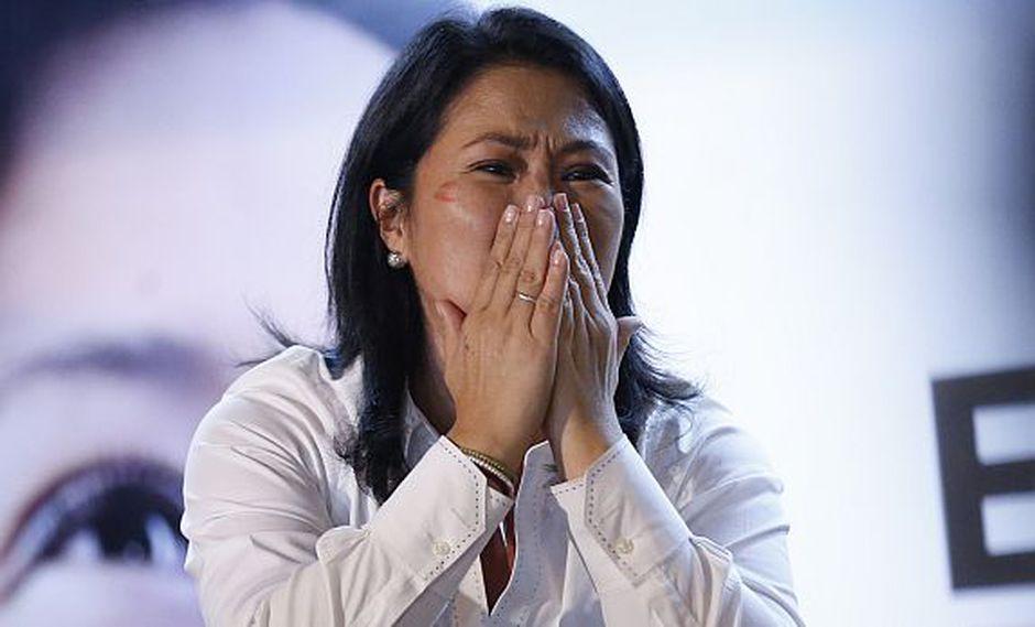 Jueces de Arequipa rechazan Habeas Corpus para liberar a Keiko Fujimori.