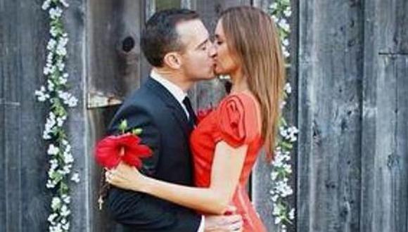 Casados ante la ley. (Facebook)