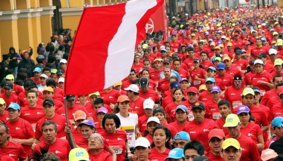 Hoy se realiza la edición 104 de la maratón. (Andina)