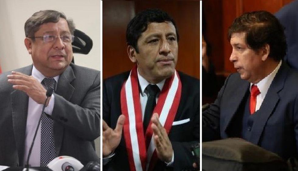 La fiscalía inició investigación contra los ex consejeros del CNM tras la difusión de una serie de audios que evidencian presuntos actos de corrupción y tráfico de influencias en el Poder Judicial. (Foto: El Comercio)