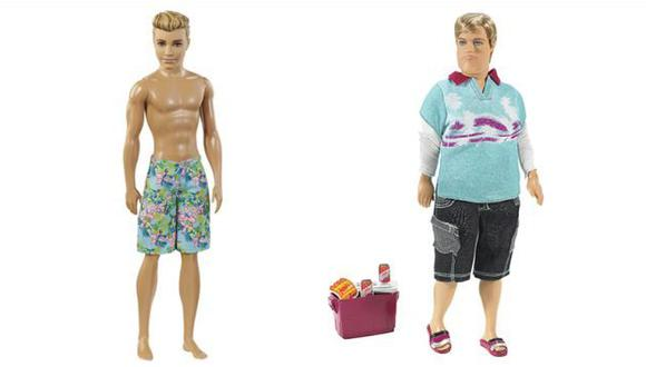 'Ken fuera de forma', redes sociales reclaman una nueva versión del novio de Barbie. (Mattel)