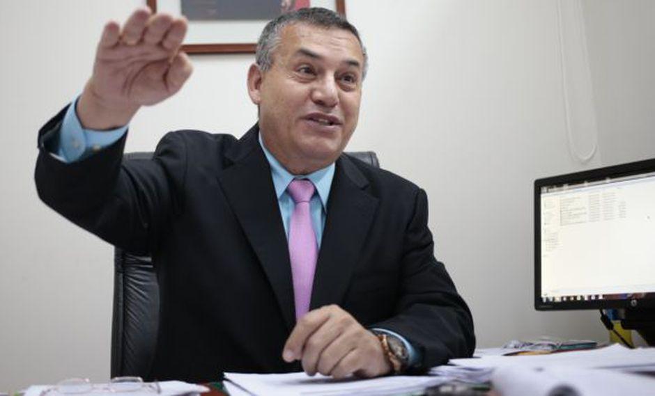 Urresti dijo que la Policía sí está buscando a Orellana. (USI)