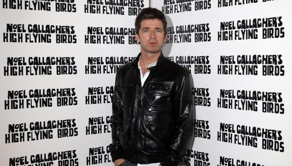 Noel Gallagher está peleado con su hermano Liam. (AFP)